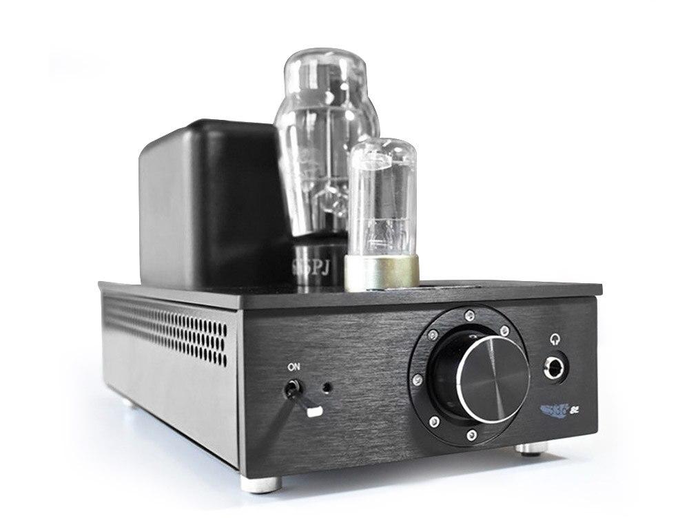 DarkVoice 336SE Casque amplificateur à tubes OTL Casque Amp