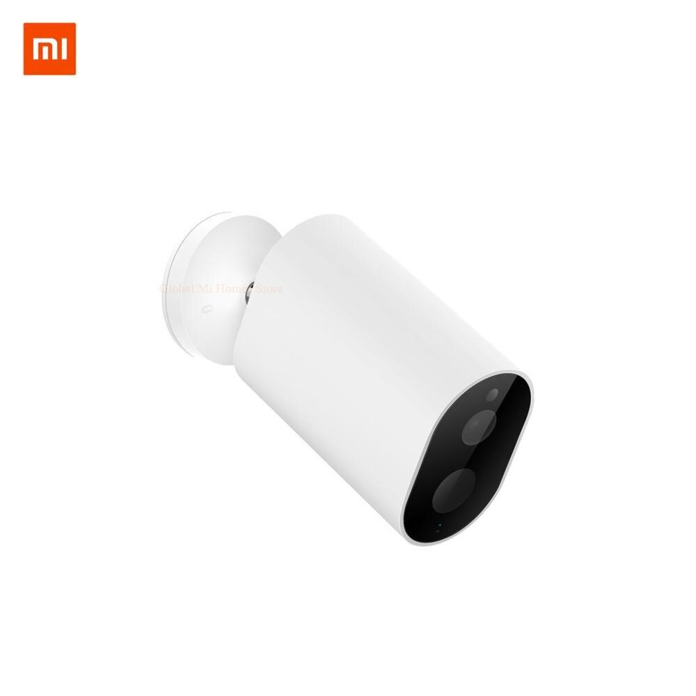 2019 Xiaomi Mijia Xiomi caméra Wireles intelligente IP65 étanche à la poussière 5100mAh F2.6 ouverture infrarouge Vision nocturne CCTV Camera3