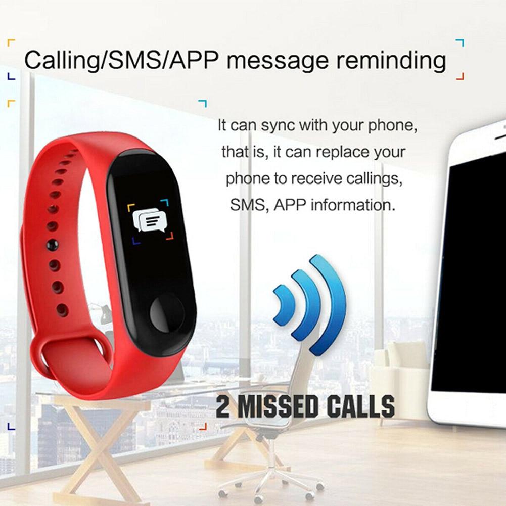 Smart Braclet 0.96in TFT Screen Heart Rate Sports Waterproof Sleep Monitoring Watch LSMK99 milwaukee electric tool corporation