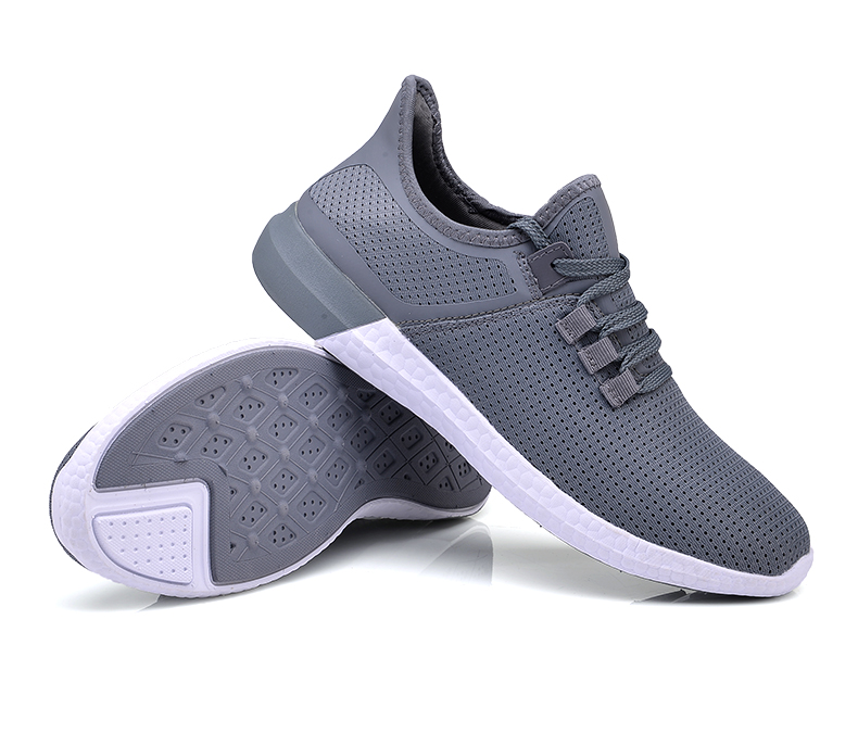 UNN Unisex Running Shoes Men New Style Breathable Mesh Sneakers Men Light Sport Outdoor Women Shoes Black Size EU 35-44 34