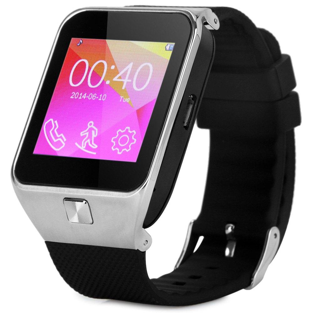Hot ZGPAX S28 Smart Watch 1 54 Inch Touch Screen SIM Card Sync FM TF Anti