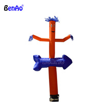 AD190 Custom Desktop Long Tube Man Lovely Air Advertising Shapes Hot Sale Inflatable Sky Dancer With Arrows,Inflatable air man