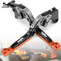 CNC Aluminum For KTM Motorcycle Lever Adjustable Foldable Lengthening Brake Clutch Levers For DUKE 125 200 390 2014 2017