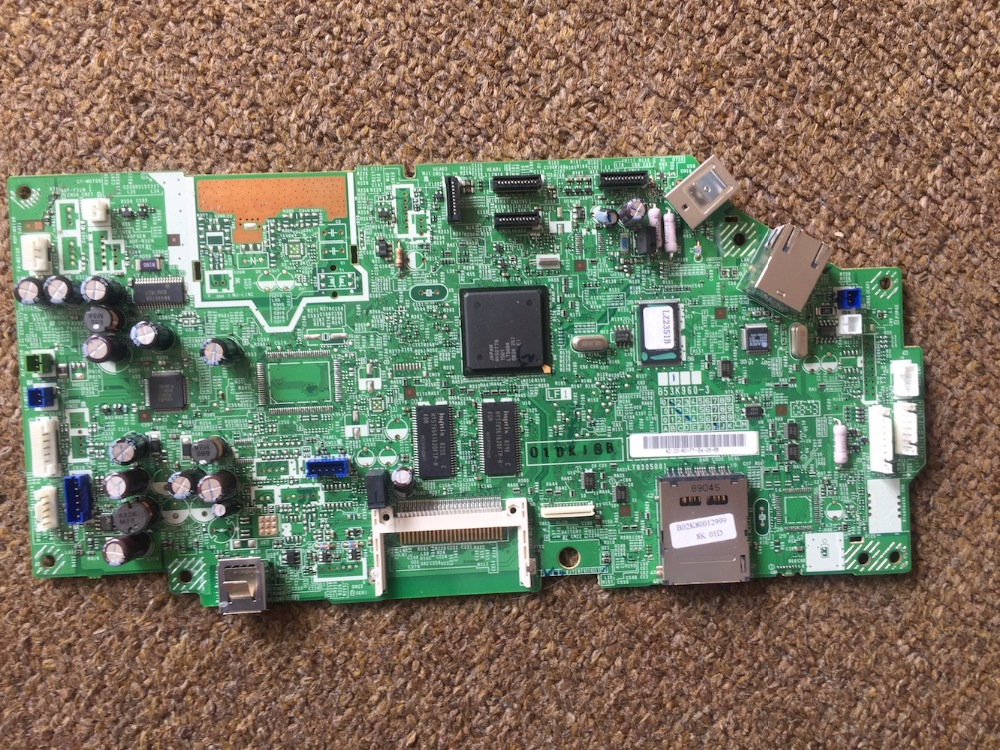 MAIN BOARD LT0305001 B53K960-3 FOR BROTHER MFC 495CW PRINTER main board for brother mfc 7840n mfc 7840 mfc 7840 7840n formatter board mainboard
