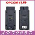 2016 Chegada Nova!! Chip de Auto Interface de Diagnóstico OPCom Op com V1.59 com PIC18F458 V1.59 120309A Can obd2 para Opel Opel Op com-