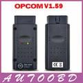 2016 New Arrival!! OP Com V1.59 with PIC18F458 Chip Auto Diagnostic Interface OPCom 120309A Can obd2 for Opel V1.59 Opel Op-com