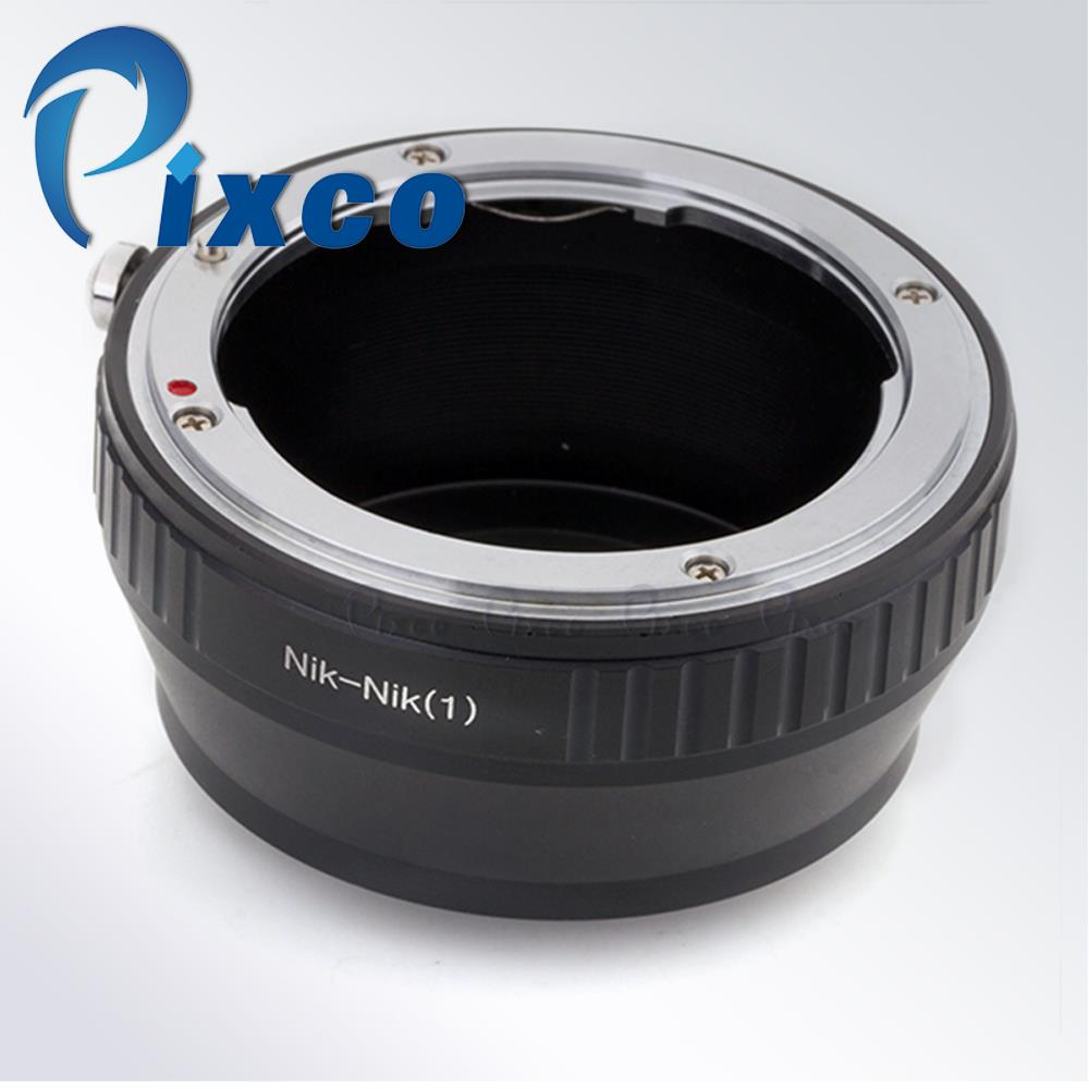 Pixco Lens Adapter Ring Suit For /nikon F to /nikon 1 J5 J4 S2 V3 AW1 J3 J2 J1 S1 V2 V1