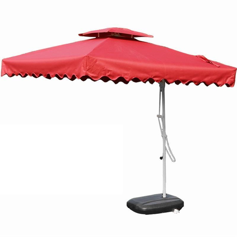 Ombrellone Da Spiaggia Tuinset Tuinmeubel Mesa Y Silla De Jardin Patio Furniture Outdoor Parasol Garden Umbrella Set 100% Original Outdoor Furniture Patio Umbrellas & Bases