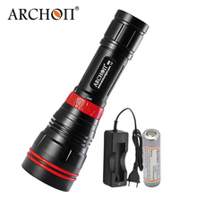 Diving Flashlight 1000LM LED Diver Diving Light ARCHON WY07