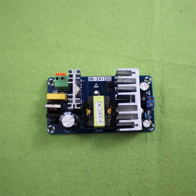24 V fonte de alimentação 4A 6A de alta potência módulo de placa nua módulo AC - DC