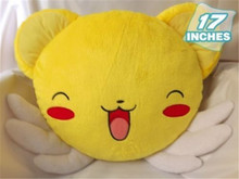 Movie TV Plush Toy Anime Card Captor Sakura kero plush dolls Pillow 17″ Kids Gift
