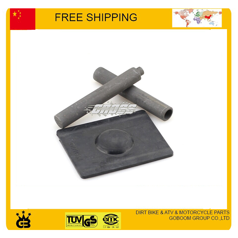 Free Shipping Valve Tool For Remove And Install Motorcycle Dirt Pit Bike ATV GY6 Scooter Engine Tools