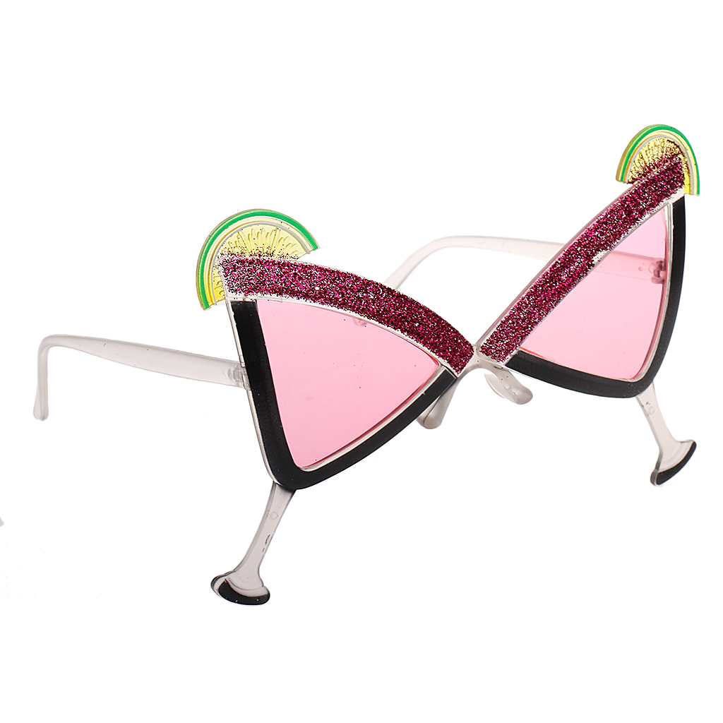 COCKTAIL HAWAIIAN NOVELTY SUNGLASSES HEN STAG PARTY FANCY DRESS ACCESSORIES