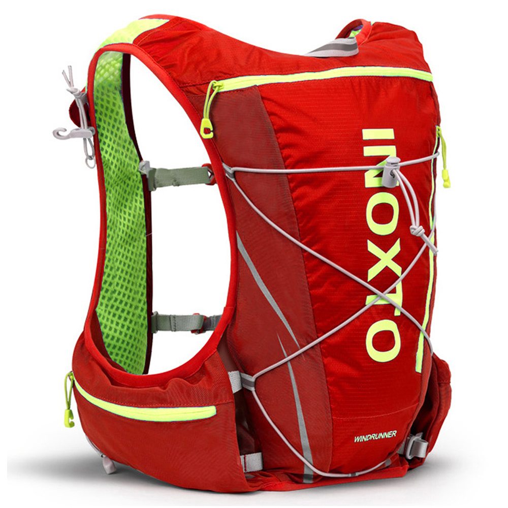 Ultralight Trail Bag Women Men Running Jogging Backpack Red/Blue/Black Triathlon Pannier Water Backpack 8L Outdoor Sports Bag