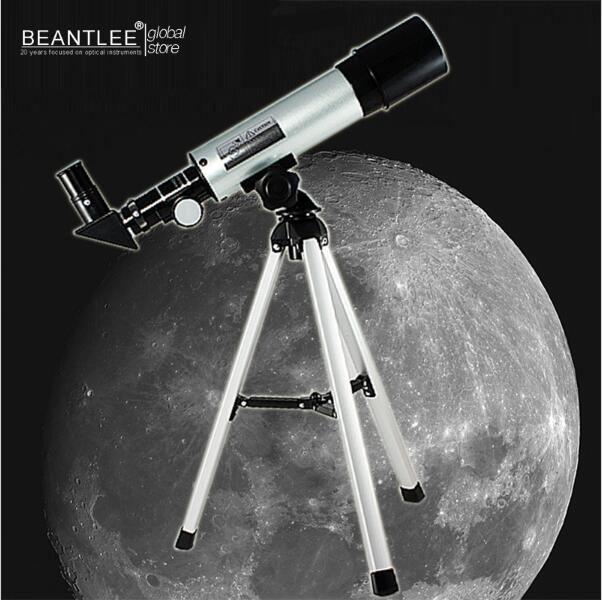 High Quality Monocular Astronomical Telescope F36050 Outdoor Spotting Telescopio with Tripod Best Birthday Gift for Children best price 5pin cable for outdoor printer