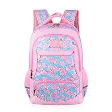 Student  bag.The new schoolbag, the girl, princess, bag, Large-capacity