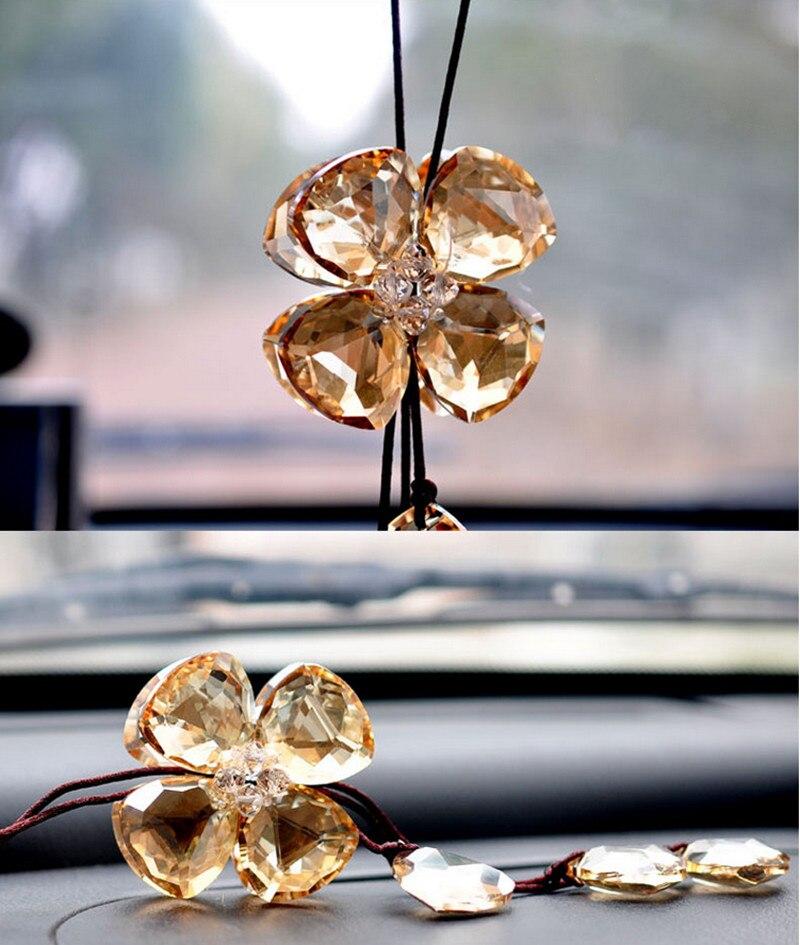 Σαμπάνια Quartz Κρύσταλλοι Χάντρες - Διακόσμηση σπιτιού - Φωτογραφία 5