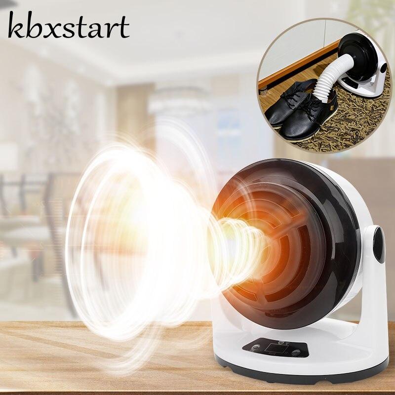 Appareil de chauffage domestique électrique multifonction Air chaud chaussures de cuisson Machine plus chaude pour l'hiver 220 V