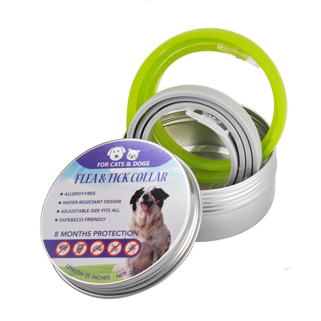 Bayer Seresto Dogs Cats Up To 8 Month Flea And Tick Collar 2pc 63.5CM long Dropshipping Mar19