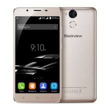 4G LTE Handy Blackview P2 5,5 Zoll 1920*1080 MTK6750 Octa-core 4 GB RAM 64 GB ROM 13.0MP + 8MP 6000 mAh Android 6.0 Smartphone