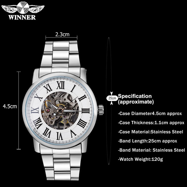 Mechanical watches  4