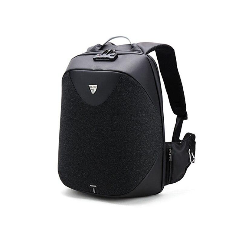BAIBU 2018 New Men Backpack Multi-function USB charge 15inch Laptop Backpack Fashion Male Mochila Leisure Travel backpack цена 2017