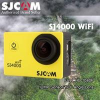 2017 Hot 100 Original SJCAM SJ4000 WiFi Action Camera Sport SJ Cam Underwater 4K Wifi Gyro