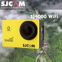 2018 Hot 100 Original SJCAM SJ4000 WiFi Action Camera Sport SJ Cam Underwater 4K Wifi Gyro