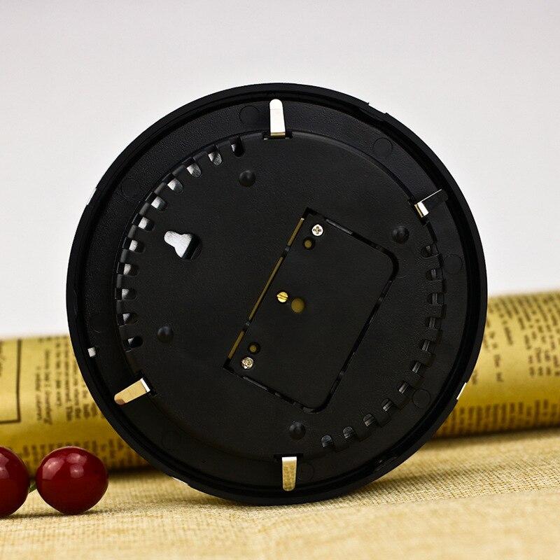Image 3 - Настенные Бытовые барометры термометр гигрометр Высокая точность  манометр воздуха Метеостанция подвесной инструментПриборы для измерения  температуры   -