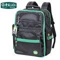 Многофункциональный рюкзак LAOA  высококачественный утолщенный профессиональный рюкзак для электрика  дорожная сумка