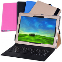 Top Quality Original Case Cover For Lenovo Miix4 Miix 700 12 Tablet Leather Stand Flip Case