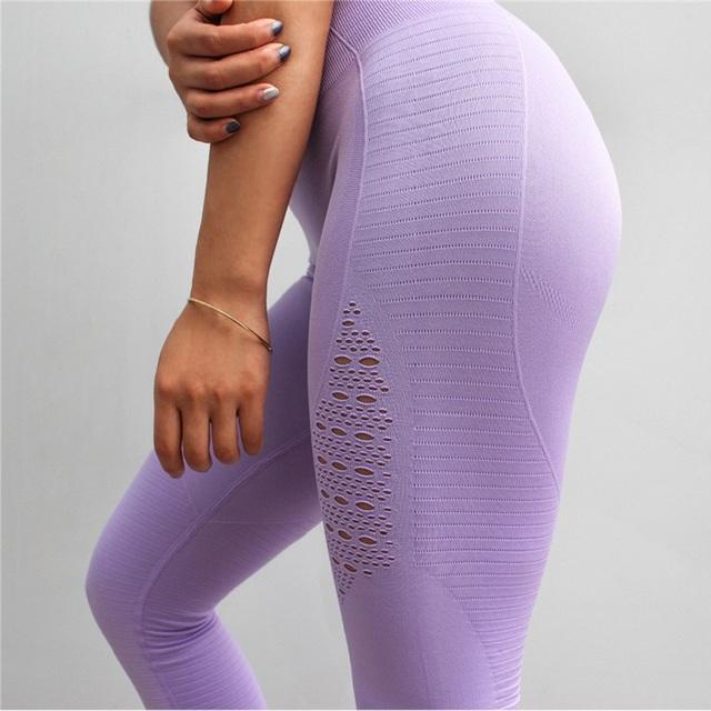 Women High Waist Shark Gym Yoga Pants Fitness Leggings Yoga Leggings Fitness Sports Seamless Leggings High Elastic Sports Wear
