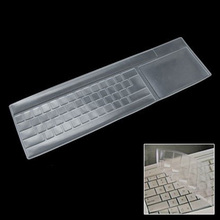 Wholesale 5*Clear Universal Keyboard Skin Protector Cover for PC Computer Desktop(China (Mainland))