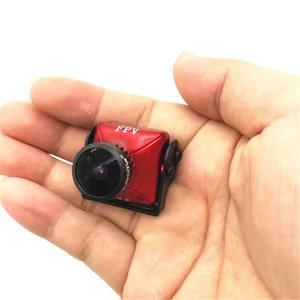 Image 2 - משודרג אדון 800TVL CCD 2.1mm רחב זווית HD 1080P 16:9 OSD FPV מצלמה PAL/NTSC להחלפה עבור RC דגם Drone