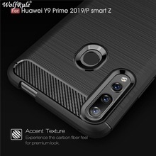 US $2.42 43% OFF|Case For Huawei Y9 Prime 2019 Case Shockproof Bumper Carbon Fiber Cover For Huawei Y9 Prime 2019 Cover Y9 Prime 2019 Fundas-in Fitted Cases from Cellphones & Telecommunications on Aliexpress.com | Alibaba Group