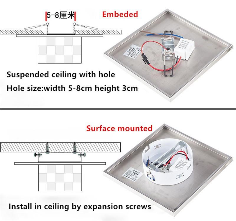 ceiling installed k9