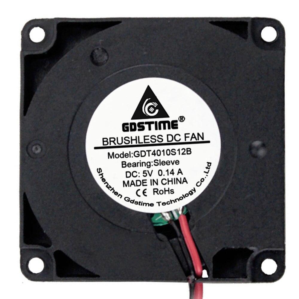 Ventilador 4010 Fã Acessórios Ventilador para Impressora