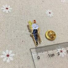 10pcs Free Masons Pins Freemason Masonry Enamel Brooch Masonic Shriner Shrine Silent Messenger Lapel Pin Metal Badge Craft