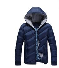 Herren winter jacke und die Europäische und Amerikanische mode plus baumwolle warme jacke männer XD015