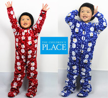 free shipping Kids sleepwear fleece romper children coverall underwear autumn winter for 4 8 years Children
