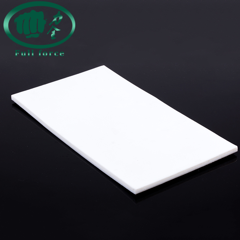 1pcs PTFE Sheet Teflon Plate polytef plate size custom-made 300mm*300mm1pcs PTFE Sheet Teflon Plate polytef plate size custom-made 300mm*300mm