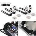 Автомобильный корпус INJORA  металлический l-кронштейн с магнитом для 1:10  Радиоуправляемый  осевой SCX10 90046 D90  4 шт.