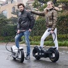 Скорость двигателя 9500 об/мин Задний дисковый тормоз самобалансирующийся скейтборд двухтактный 49CC 1000 Вт/36 В внедорожный двухколесный Электрический скутер