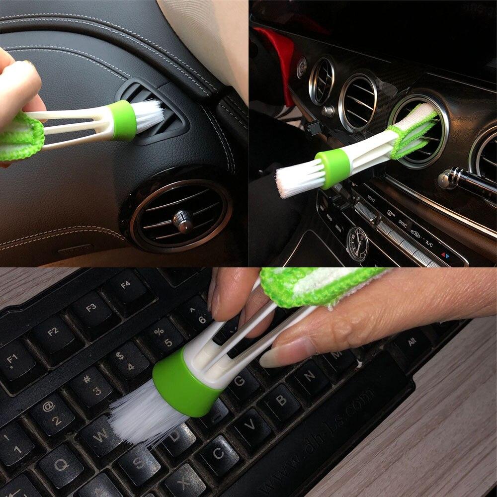 Auto Multifunktions Reinigung Pinsel Für Honda Crv Accord Odeysey Cross Jazz City Civic Jade Crider Spirior S660 GroßEr Ausverkauf
