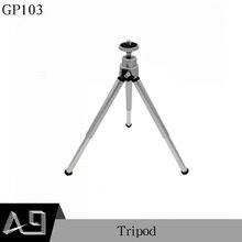 A9 For GoPro Accessories tripod accessories Mini Camera Tripod Self Monopod for Go Pro Hero 4