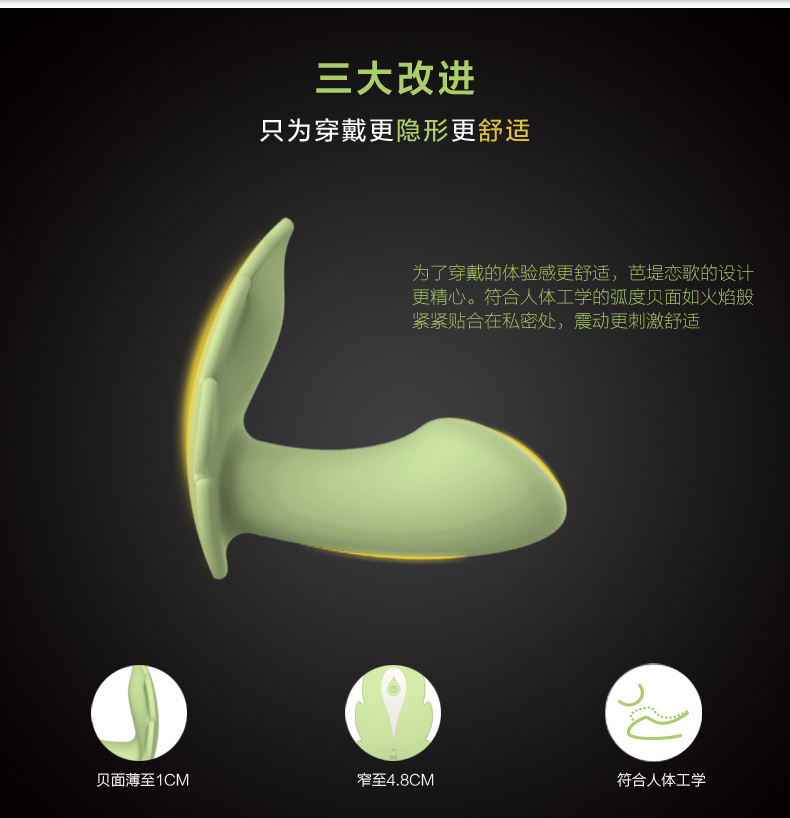 Omysky Charged Butterfly Vibrator Panties Wireless Remote Wearable Electric Shock Vibrator Strap On Dildo Sex Toys For Women 14