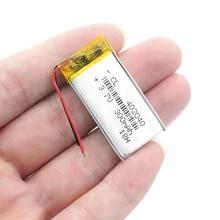 3.7V,380mAH,[402040] Polymer lithium ion / Li-ion battery fo