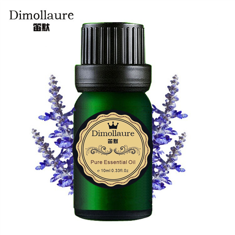 Dimollaure Lavender Essential Oils for Aromatherapy Massage Spa Bath Sandalwood Oil Fragrance Lamp Essential oil diffuser