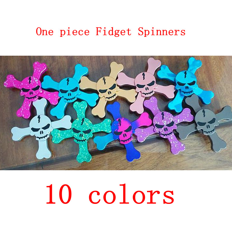 50pcs for each styles fidget spinner for Alexey Kolyada