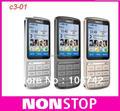 Разблокирована Оригинальный Nokia c3-01 C3 3 Г GSM WI-FI Bluetooth JAVA 5-МП КАМЕРОЙ Мобильного Телефона